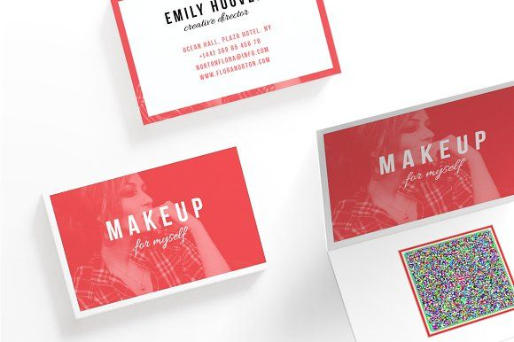 Business cards makeup for myself business cards card templates business cards makeup for myself reheart Choice Image