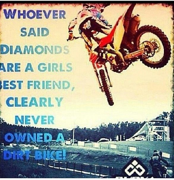 Dirt Bikes All Day Everyday But God Is The Center Of It All