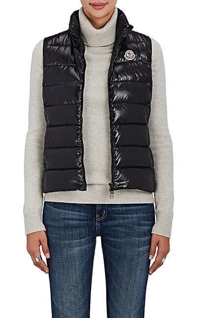 Best Cheap Price Cheap Very Cheap Womens Galene Down-Filled Tech-Taffeta Hooded Vest Moncler Sast Sale Online kifvut