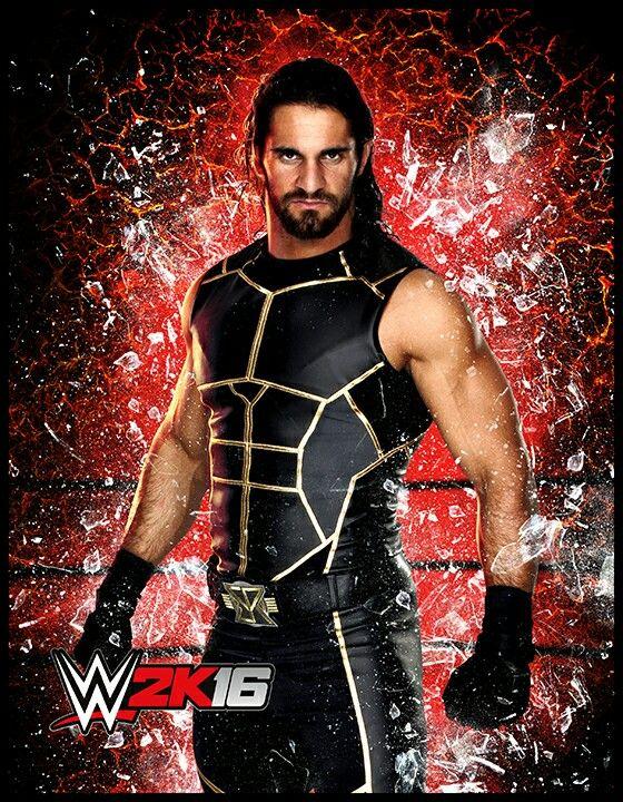 Seth Rollins WWE 2K16 | Wrestling | Wwe seth rollins, Seth ...
