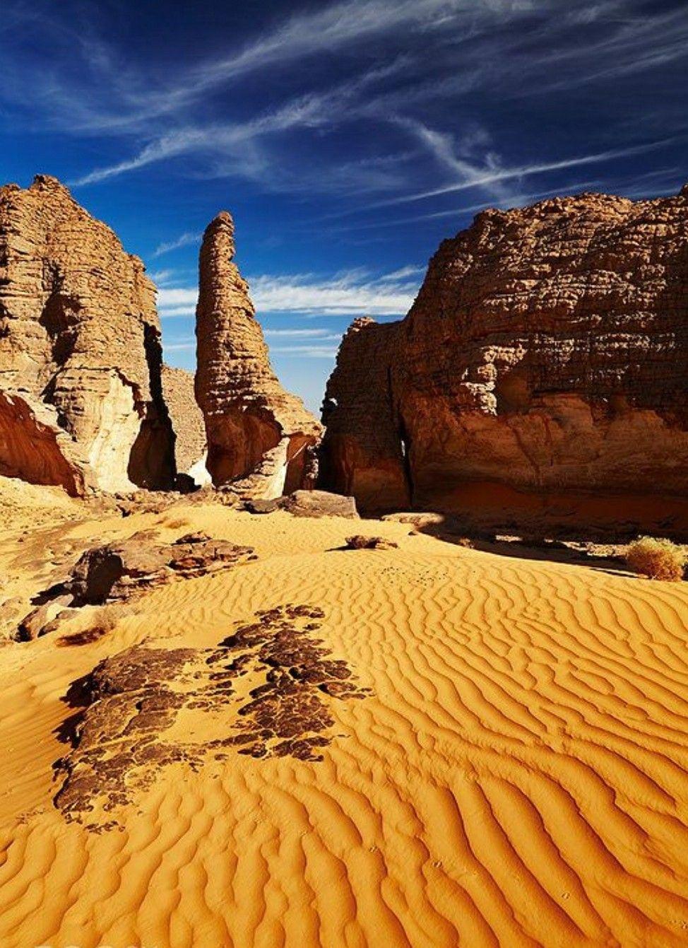 Désert Algérien en 2020 Paysage algerie, Desert algerien
