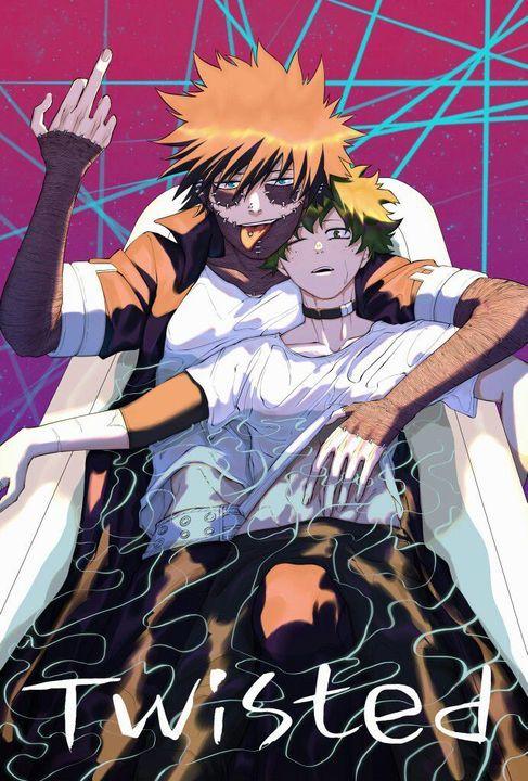 Todos Somos Dekusexuales Book 02 Pedidos Abiertos Yandere Anime Hero Wallpaper My Hero Academia Manga