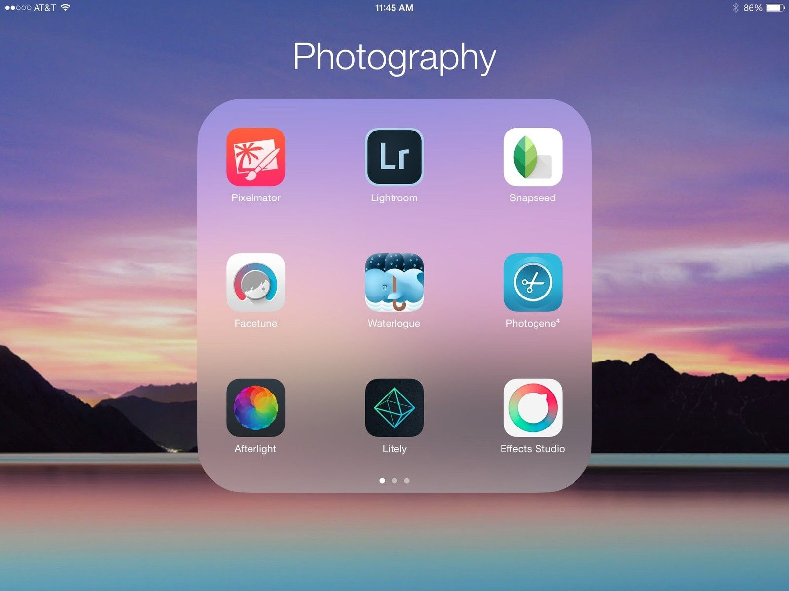 Best editing apps for photo ipad