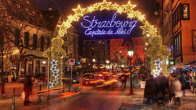 Cities that take Christmas to the next level Christmas