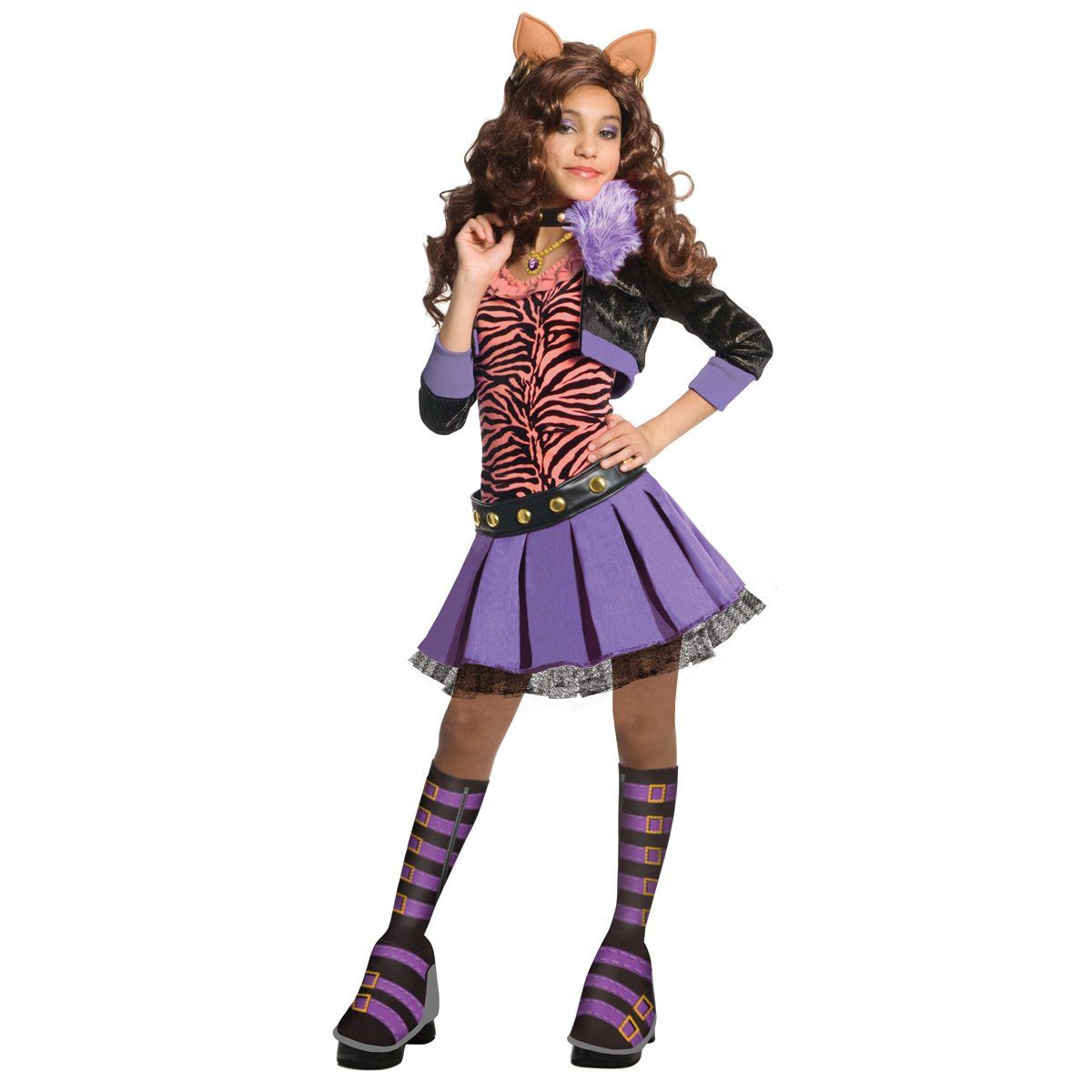 Monster High Clawdeen Wolf Kostuem.Pin On Products