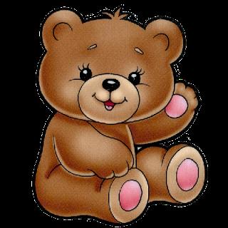 Cute Baby Brown Bears Cute Cartoon Bear Images Dessin Kawaii Kawaii Dessin