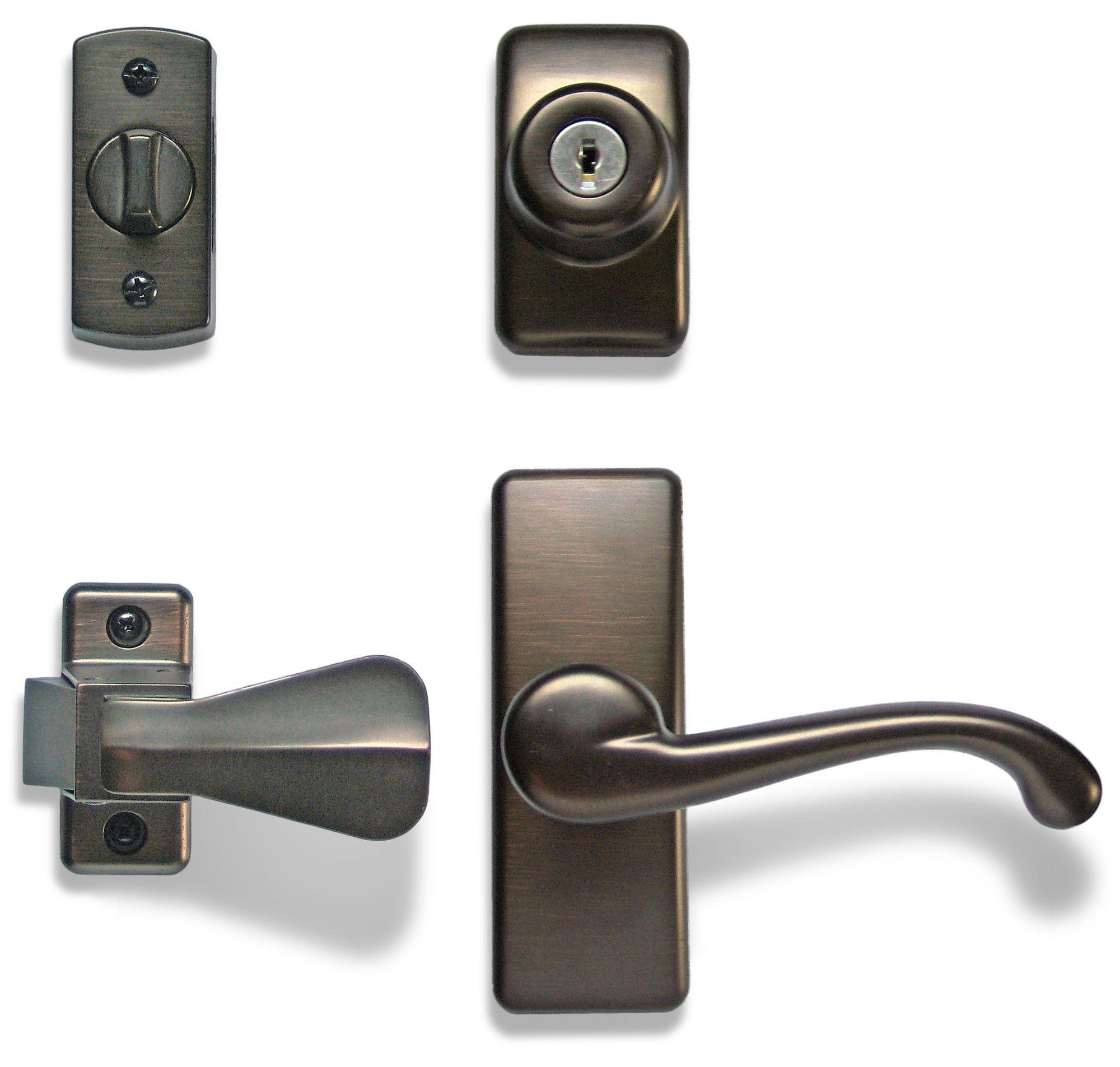 Deluxe Storm Shutter/Door Accessory in 2020 Door levers