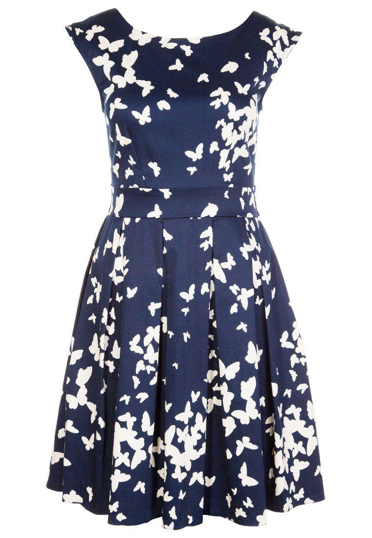 Closet Cocktailkleid / festliches Kleid - blau - Zalando.de