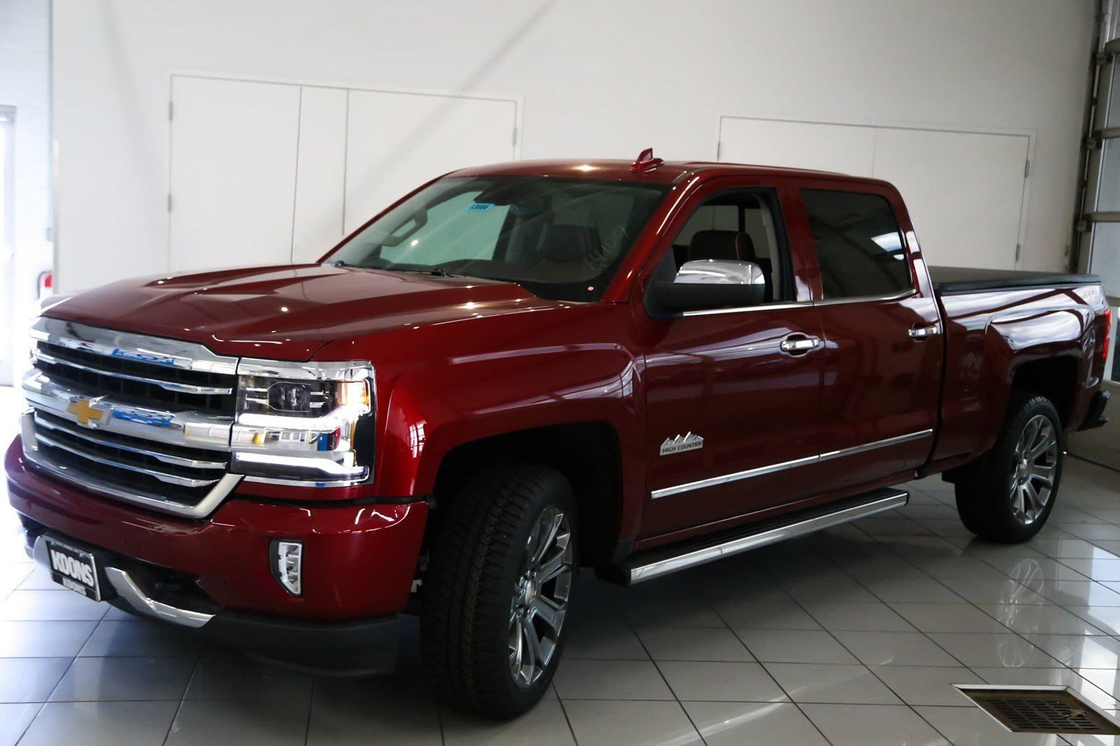 New 2018 Chevrolet Silverado 1500 4x4 Crew Cab High Country For Sale In White Marsh Md 21162 Truck Details Autotrader Chevrolet Silverado 1500 Silverado 1500