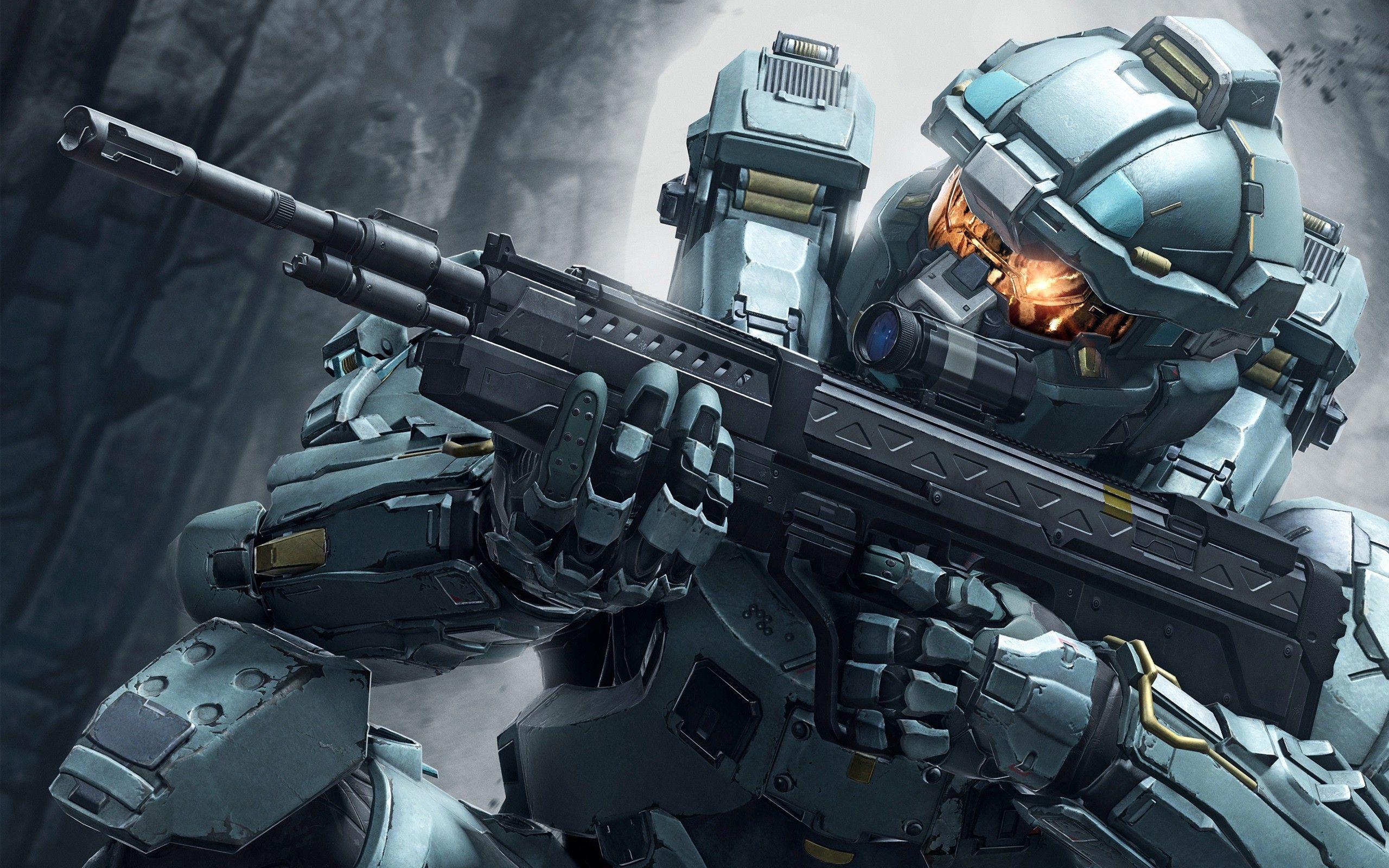 Spartan Fredrick 104 Halo 5 Halo 5 Guardians Halo Guardians