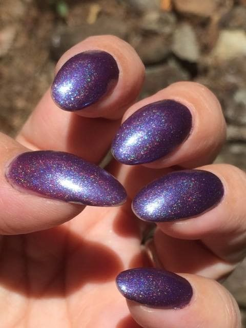 LILYPAD LACQUER *DAZZLED exclusive* -  Edwardo the Barber (Tim Burton Collection)