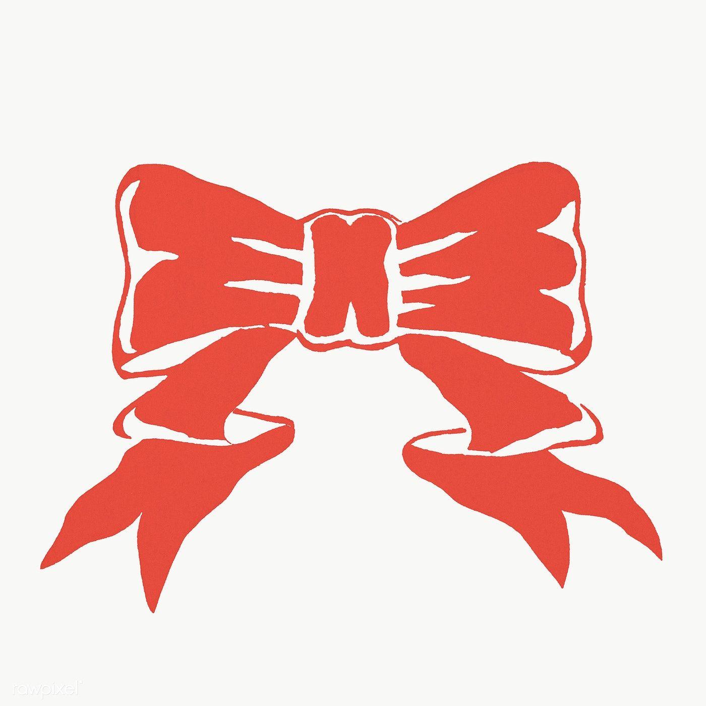 Download Premium Png Of Red Christmas Ribbon Png 1232770 Christmas Ribbon Ribbon Png Merry Christmas Typography