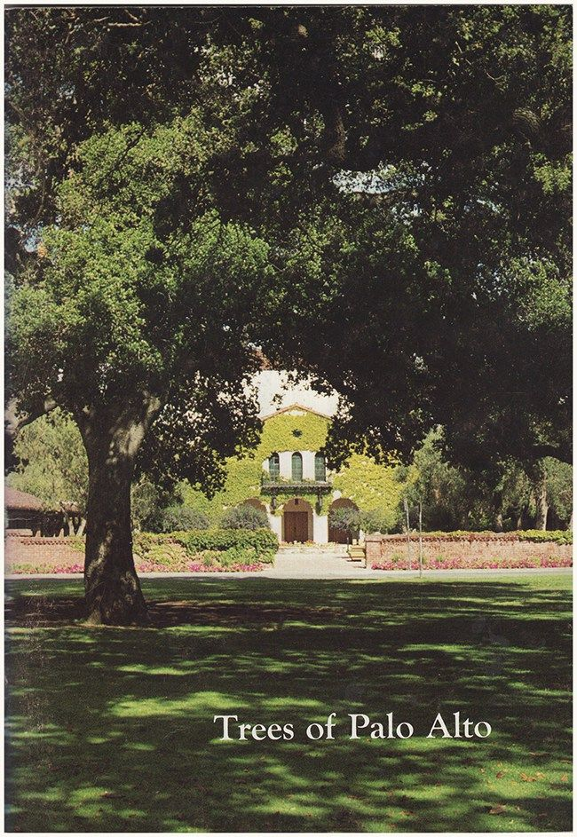 Includes distinctive trees downtown walking tour and