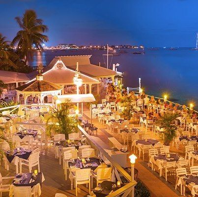 The Wharf Restaurant Grand Cayman Been There Food Was Delish