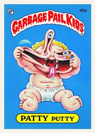 Art Spiegelman On Garbage Pail Kids Garbage Pail Kids Garbage Pail Kids Cards Pail