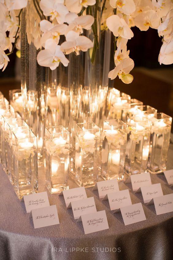 All White Indoor Wedding Reception White Wedding Ideas Wedding