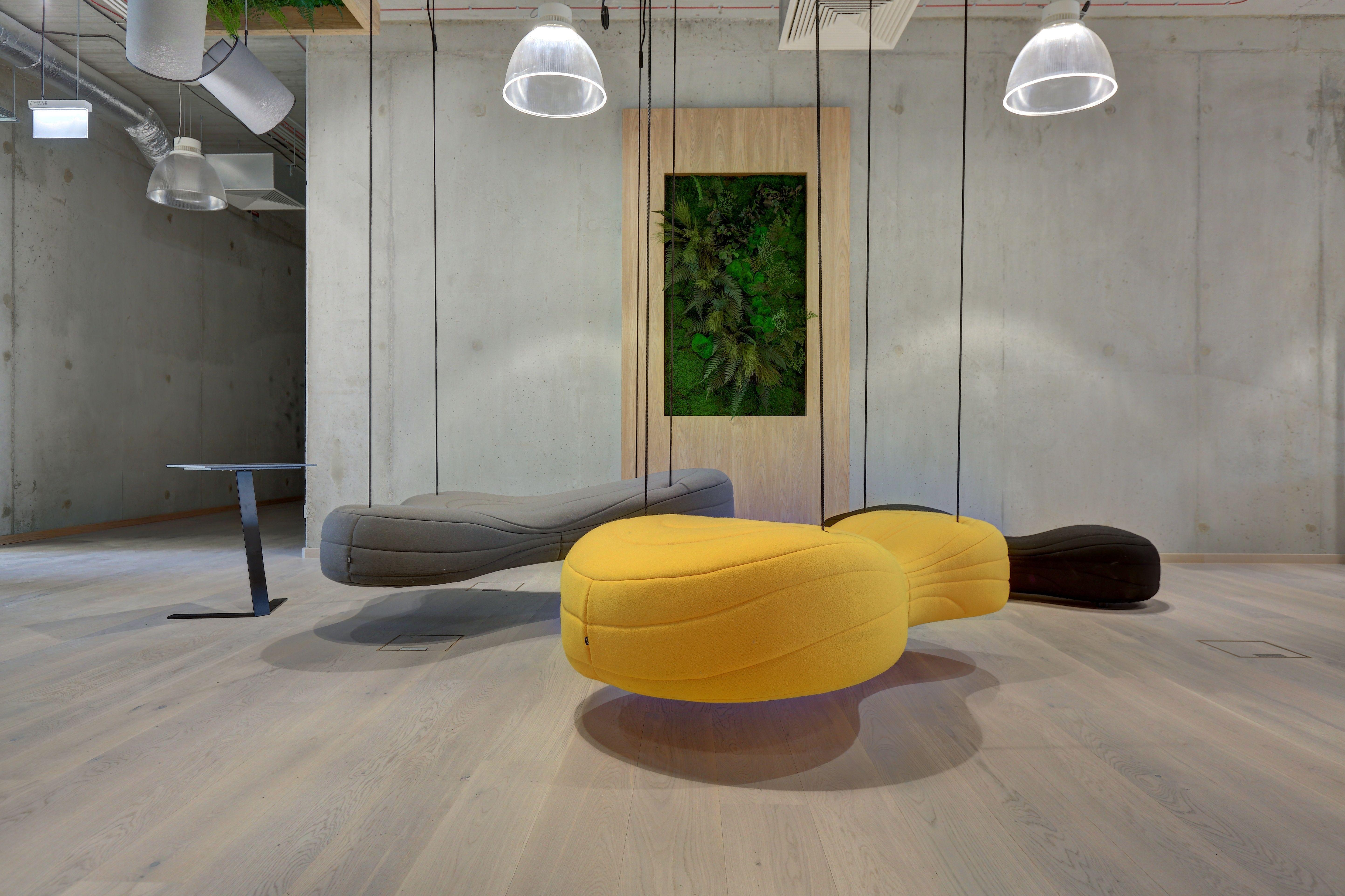 Pin di zeroseven design studios su Work Spaces & Office Design