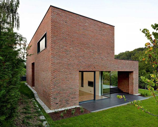 Arhitectura building pinterest concrete houses facades and house