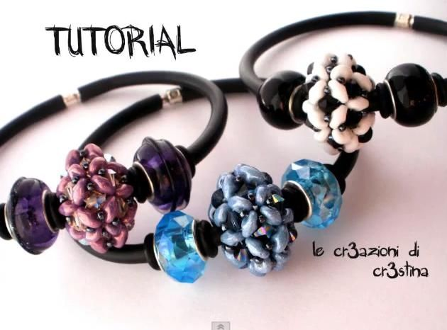 * Tutorial Pandorina con Superduo/ Twin Beads,