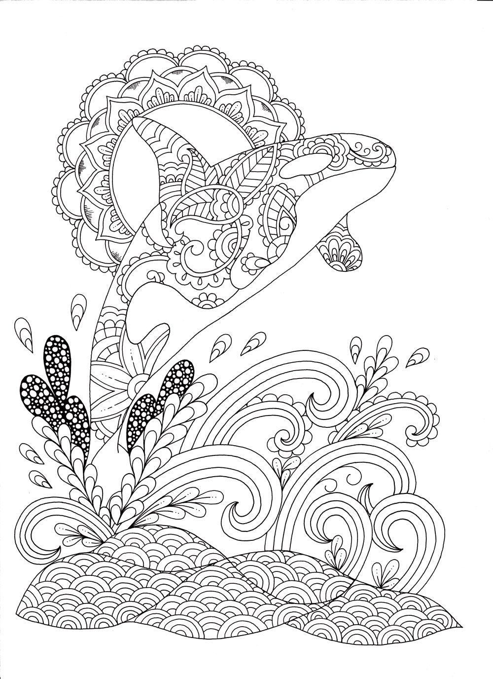 Benefits Of Stress Relieving Adult Coloring Books