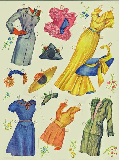 Artist Models AKA Pin Up Girls 1945 Saalfield - Bobe Green - Picasa Web Albums