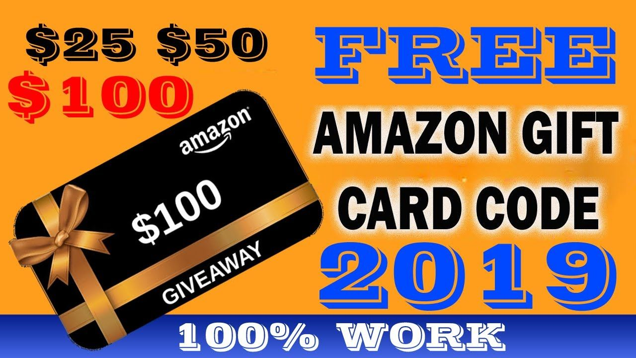 Free Amazon Gift Card How To Get Amazon Gift Card Updated 2019