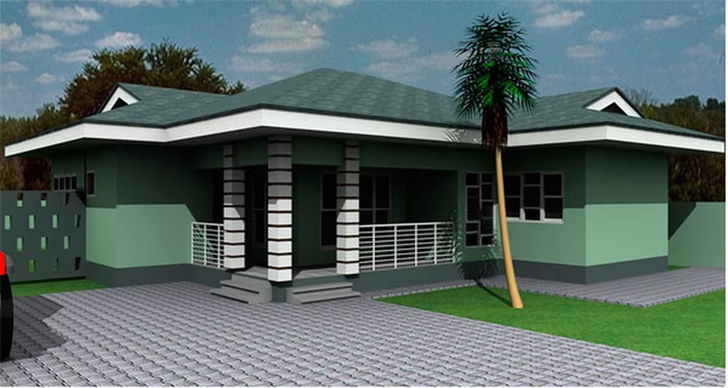 Coolest 4 Bedroom House Design In Ghana 84 About Remodel Home Decoration Ideas Designing With 4 Bedroom Ho 4 Bedroom House Designs House Design 4 Bedroom House
