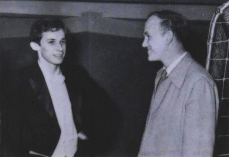 Clavierissimo; Gould e Richter