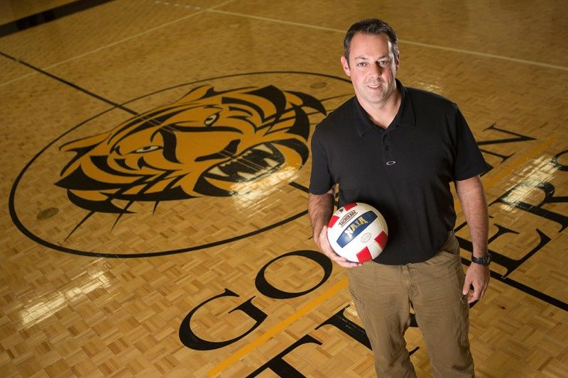 Experienced Club Coach Michael Carter To Head Golden Tigers Volleyball Michael Carter Volleyball University