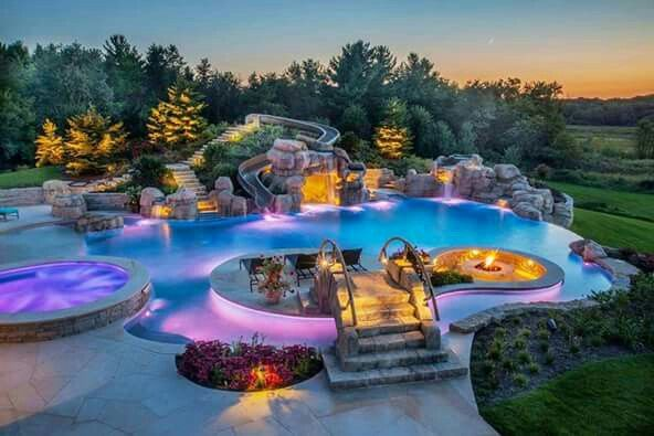 Swimming pools Chicago this is one awesome pool | Awesome ...