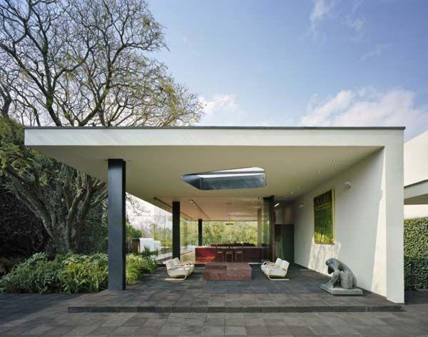 terrasse couverte beton   Deco maison   Pinterest   Terrasse ...