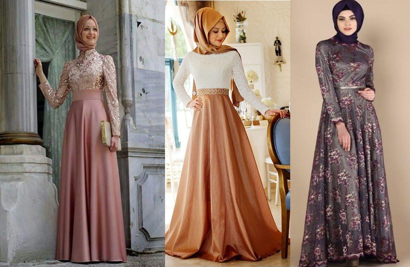 فساتين تركية للمحجبات اجمل فساتين محجبات تركية للخروج موضة 2020 Fashion Formal Dresses Long Dresses