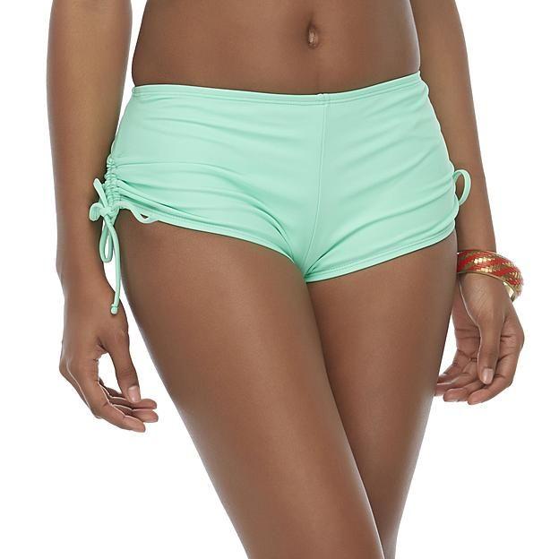 f1a43659ae Joe Boxer Women's Boy Shorts Swim Bottoms. Online in