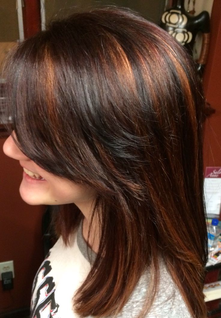 Burnt Brown Combines A Natural Chocolate Brown Color With