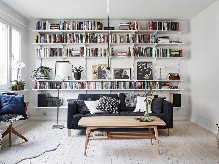 Bücherregal Deko Ideen, Bücherregal Deko Ideen Wohnzimmer ...