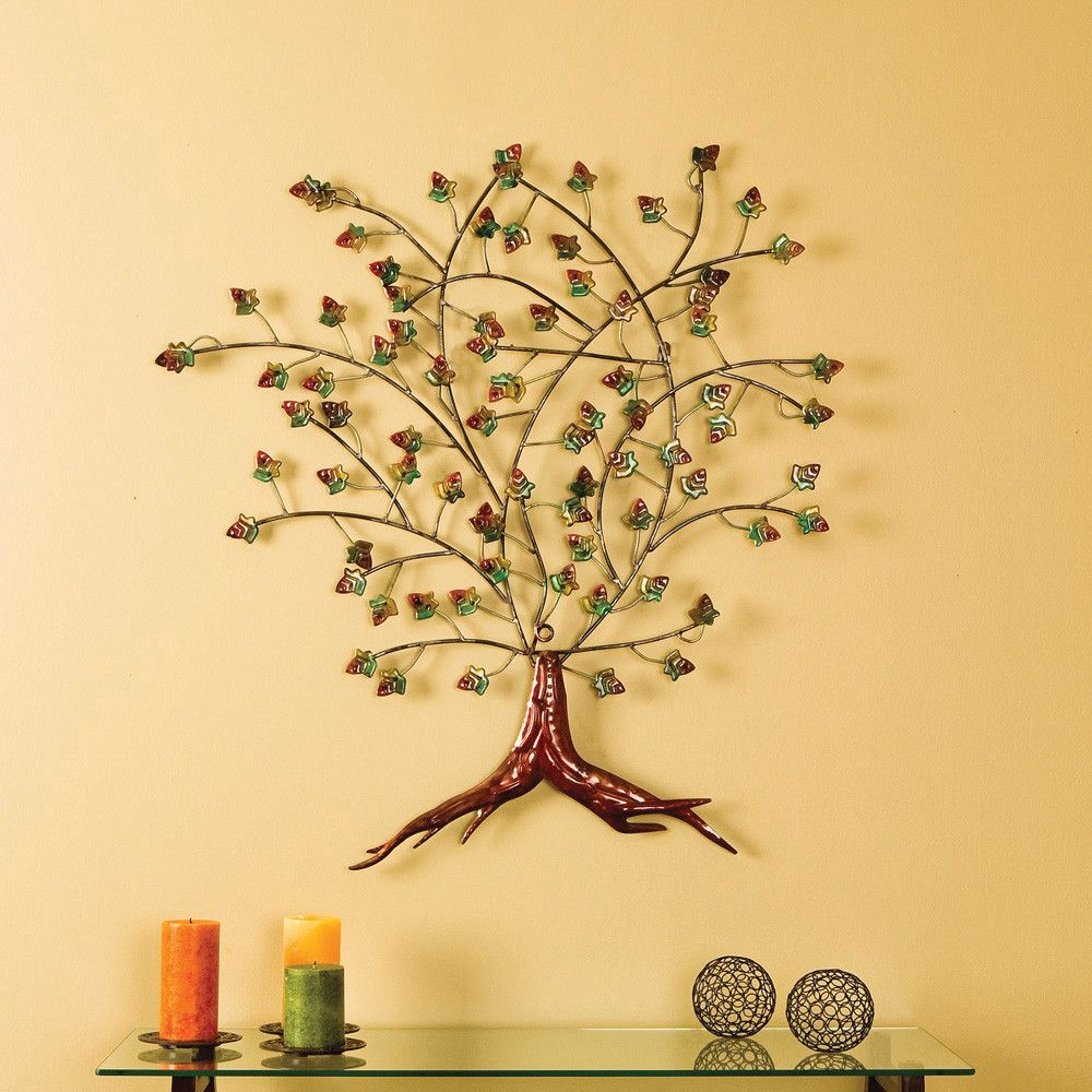 Fancy Wire Wall Art Trees Image Collection - Wall Art Collections ...