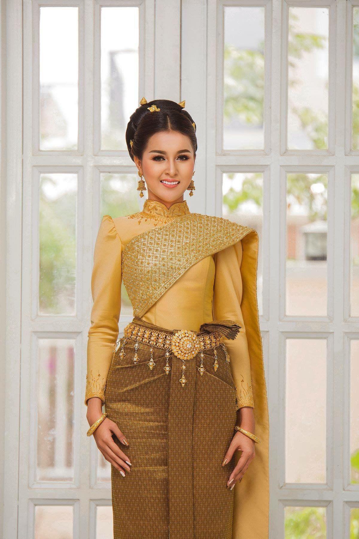 Pin by so neam on sonam design in pinterest khmer wedding