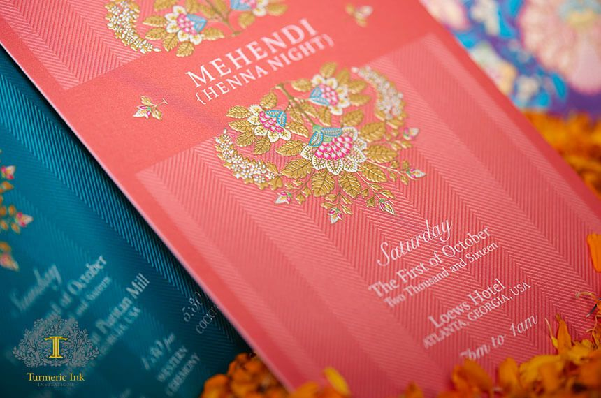 Pin by puja mehta on wedding anniversary invitation pinterest picture from turmeric ink invitations and stationery photo gallery on wedmegood browse more such photos get inspiration for your wedding stopboris Gallery