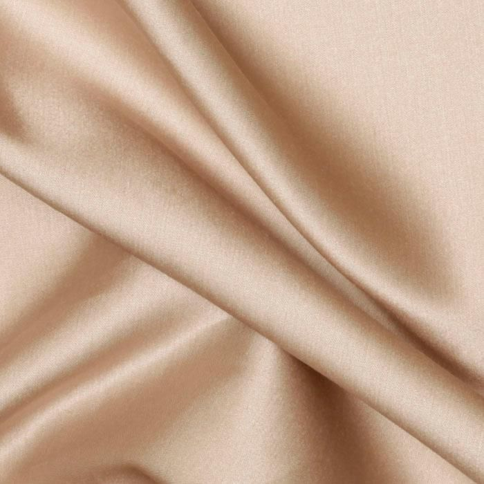 Chamnpagne TWO tone SATIN Fabric Curtain Material Craft Dress costume fabric