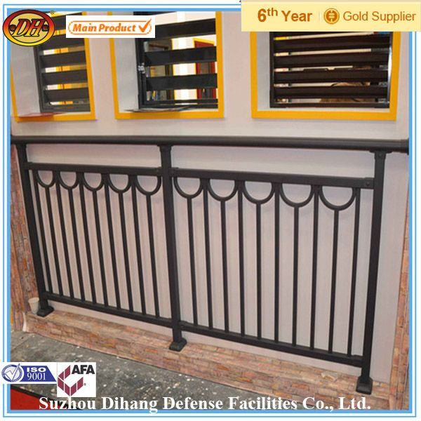 Wholesale Wrought Iron Handrails Outdoor Stairs/Used Wrought Iron .