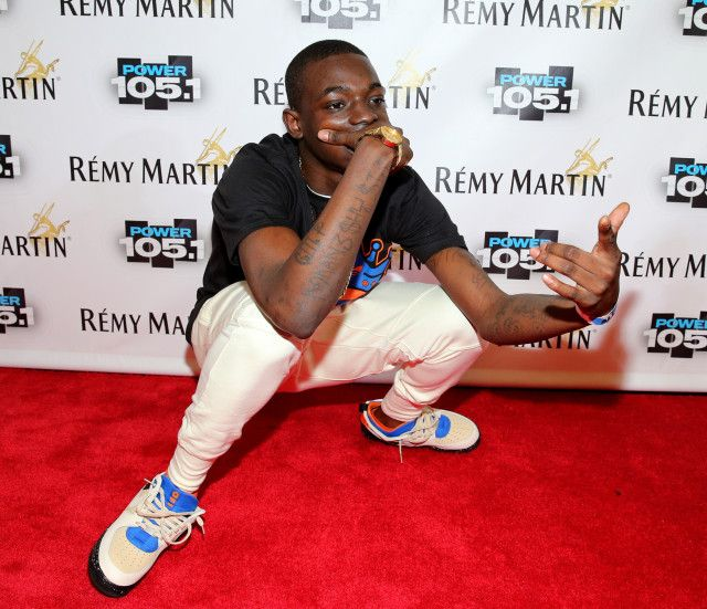 """Bobby Shmurda Sends A Message To His Young Fans: """"This S**t Ain't Sweet"""" 