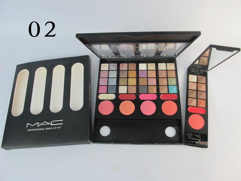 Cheap pro mac makeup 24 color eyeshadow kit | Face | Pinterest ...