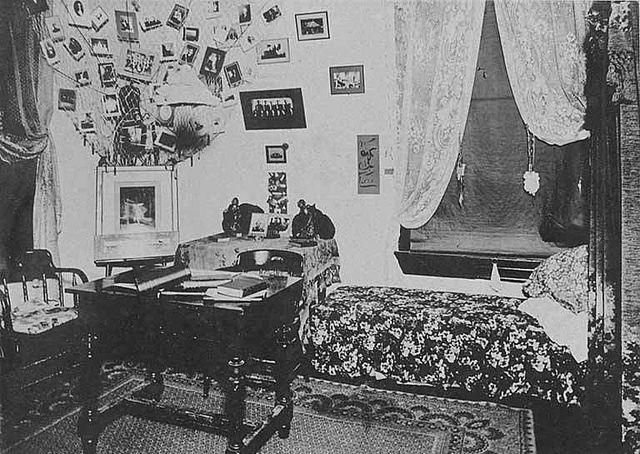 Lewis Hall--Circa 1900