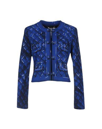 MOSCHINO COUTURE Women's Blazer Blue 12 US