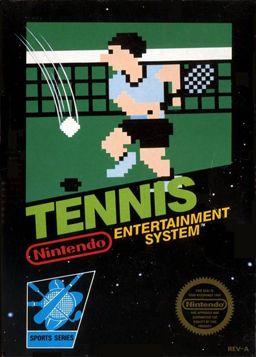 Tennis (video game) - Tennis (1984 video game) - Wikipedia | NES