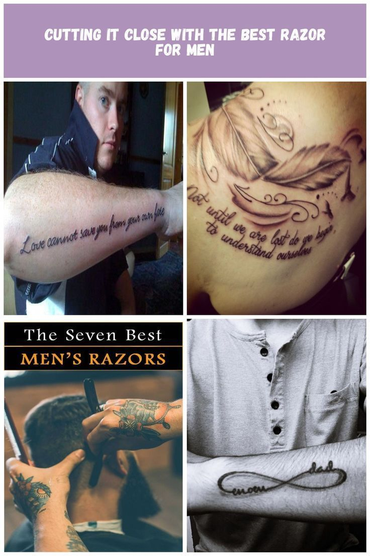 Photo of 25 meaningful tattoos for men that you can engrave | Cre …
