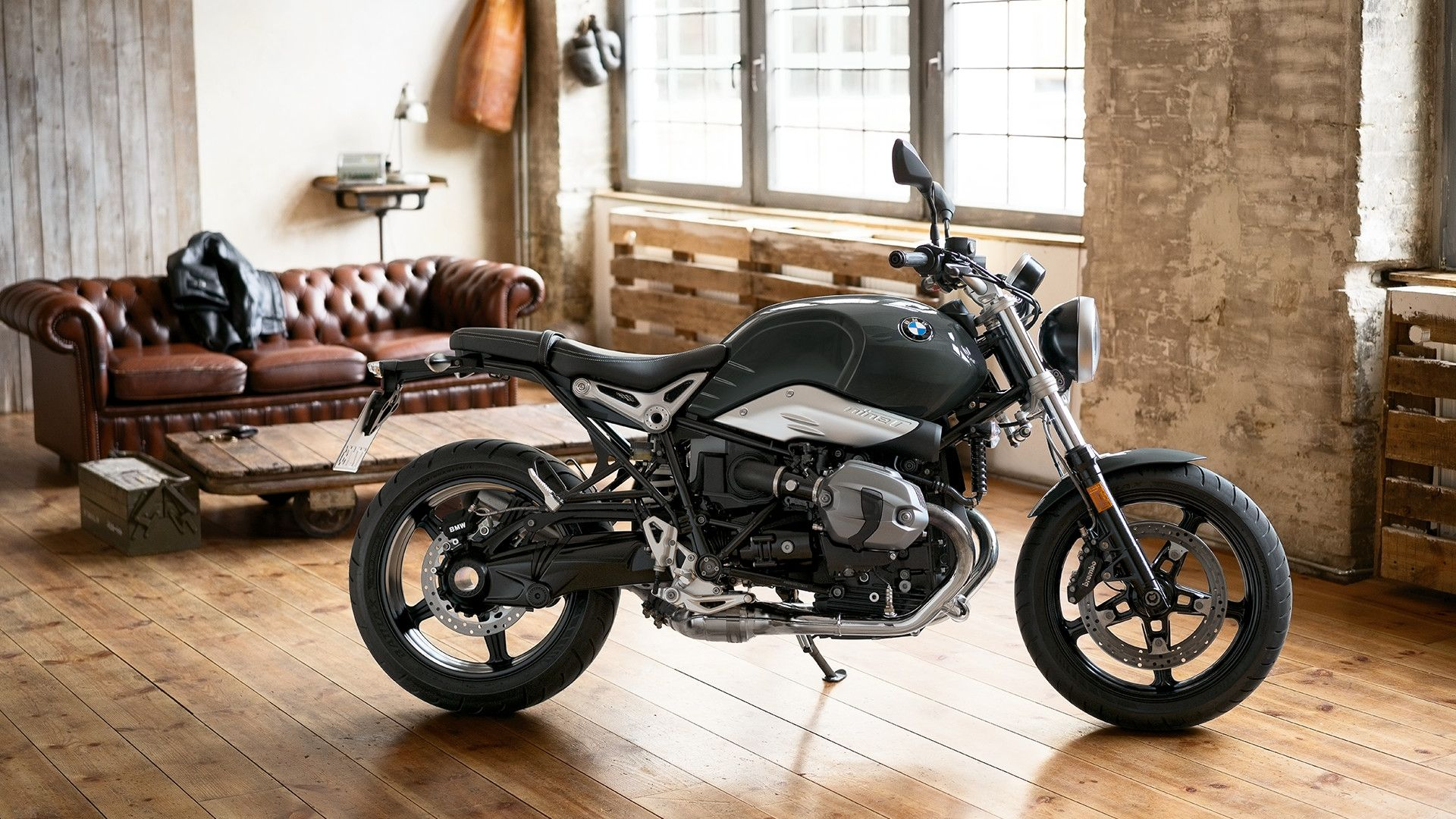 Bmw R Ninet Pure Motos Pinterest Bmw Motorbikes And
