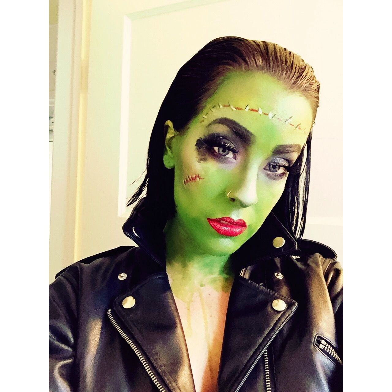 Female Frankenstein Halloween Costume Idea In 2019
