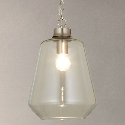 John lewis colbert glass and brass es pendant light clearsilver john lewis colbert glass and brass es pendant light clearsilver mozeypictures