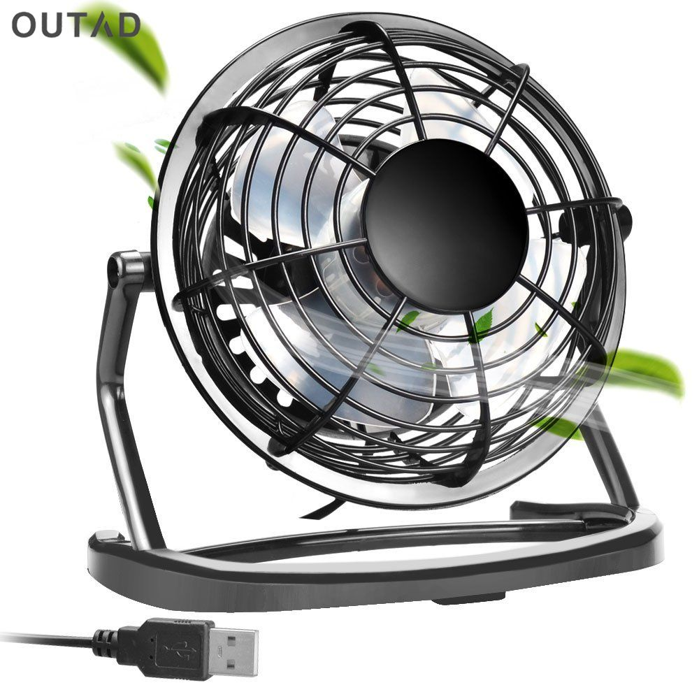 Usb Fan Usb Mini Desktop Office Fan With 360 Rotation For Pc Computer Laptop Chormebook Ultrabook Mini Usb Table Desk Fan Coole Desk Fan Best Laptops Ultrabook